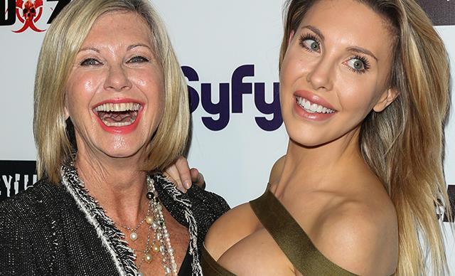 EXCLUSIVE: Chloe Lattanzi's touching tribute to mum Olivia Newton John