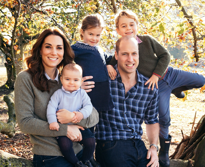 Prince Harry Kate Middleton family