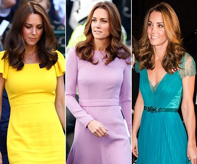 Duchess Catherine's most iconic fashion moments from 2018