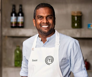Masterchef Australia Winner Sashi looks back on his record-breaking win