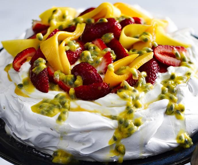 Pav perfection: 19 delicious pavlova recipes to serve up this summer