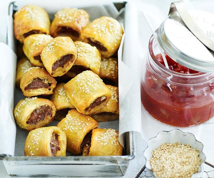 20 Australia Day sausage roll recipes