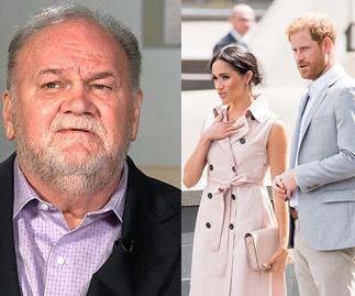 Thomas Markle speaks out on THOSE Meghan rumours, and what he has to say might surprise you