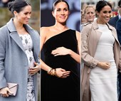 Duchess Meghan Markle's best maternity fashion moments