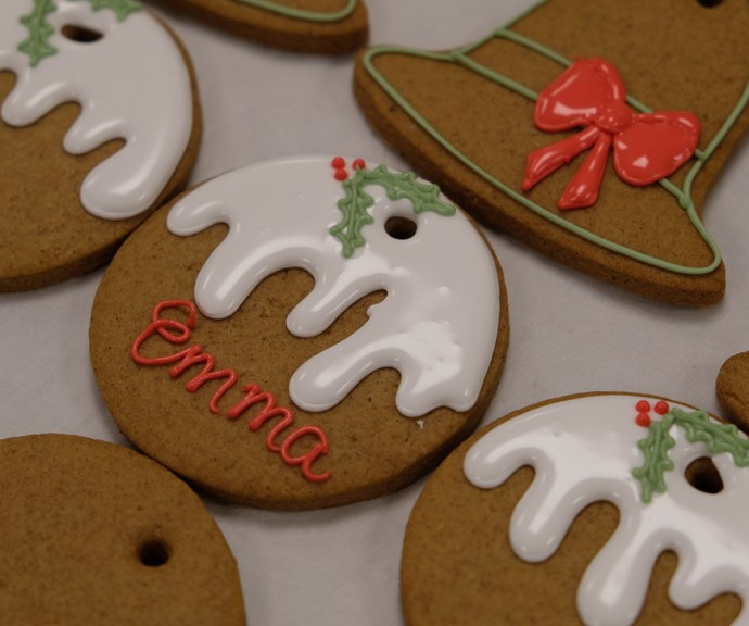 Official royal Christmas gingerbread recipe from Buckingham Palace