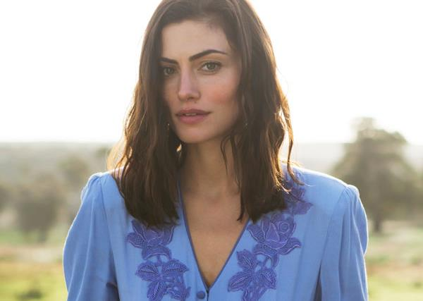Phoebe Tonkin finds her latest work in Safe Harbour and Bloom to be her best yet