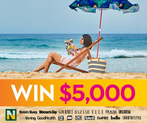 Mag Moment $5000 giveaway