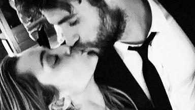 It's official! Miley Cyrus and Liam Hemsworth are married