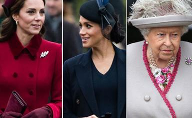 Queen orders Kate and Meghan to call a truce – for Christmas