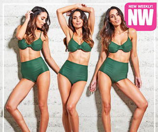 "EXCLUSIVE Snezana Wood: ""How I got my best body ever!"""
