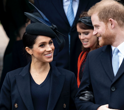 Why Meghan Markle just wore a designer she'd previously sworn off