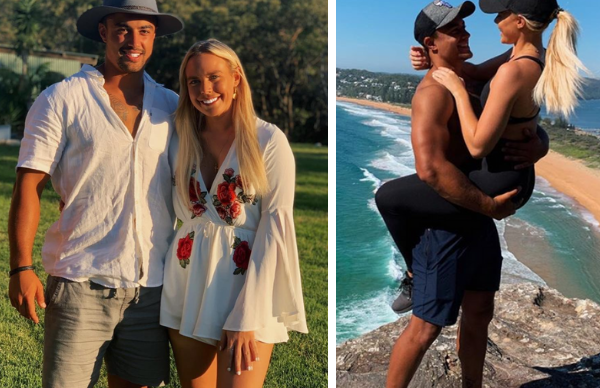 EXCLUSIVE PHOTOS: Bachelor in Paradise star Cass Wood spotted with new boyfriend and she didn't find him in Fiji