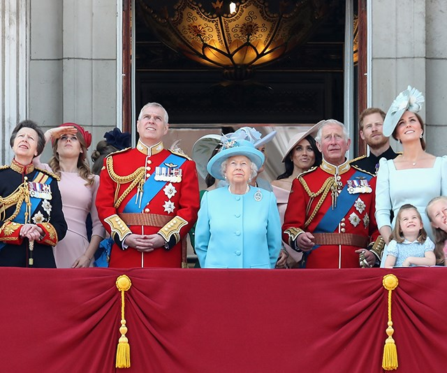 The hardest working member of the royal family in 2018 may surprise you