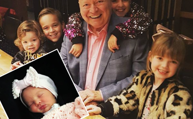 Bert and Patti Newton welcome a new granddaughter