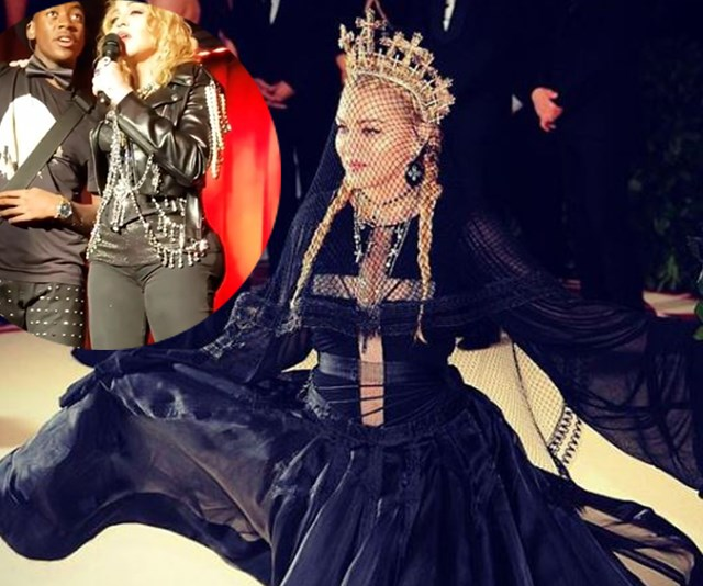 Madonna's new curves have everyone wondering if she's had butt implants
