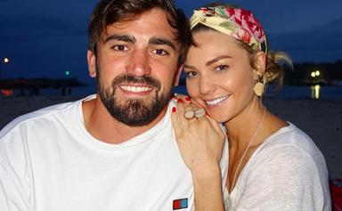 Sam Frost reveals whether an engagement is on the cards for her and Dave Bashford