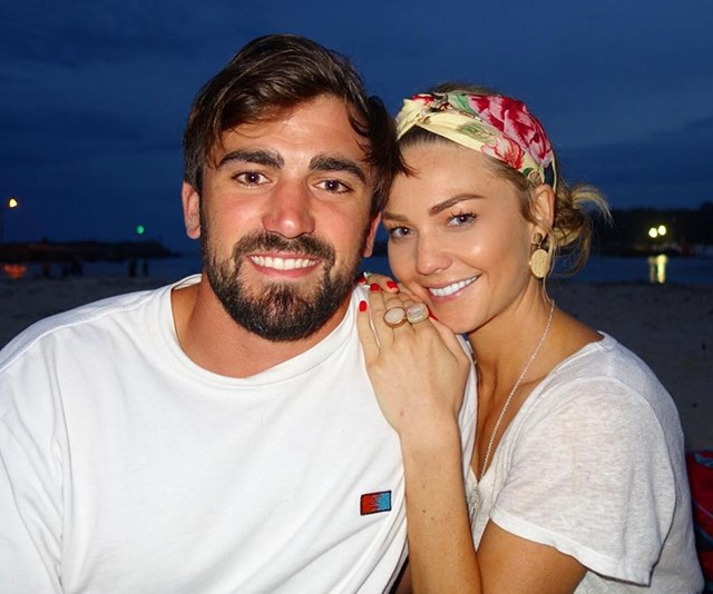 Is Sam Frost getting married to boyfriend Dave Bashford?