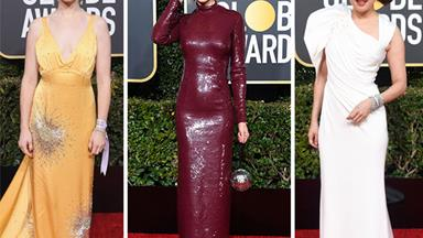 Every single dress from the 2019 Golden Globes red carpet