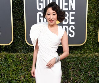 Sandra Oh's adorable family return to support her ahead of her Golden Globes gig