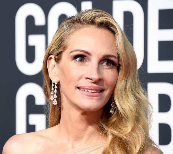 Golden Globes 2019: Celeb faces frozen in time