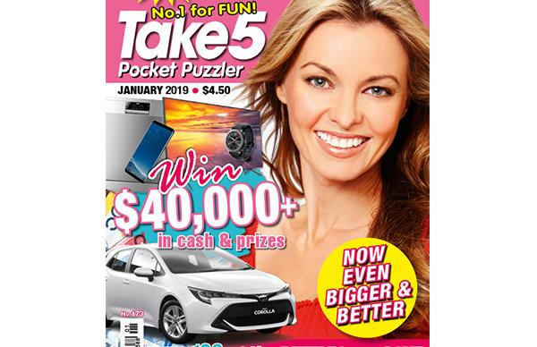 Pocket Puzzler Issue 173 Coupon