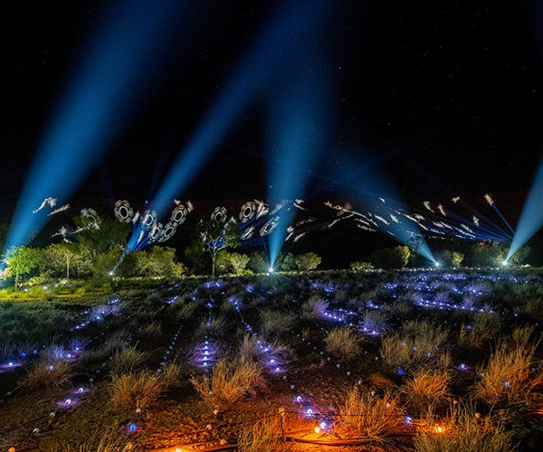 Parrtjima; The Insta-worthy Aussie light festival that'll blow you away