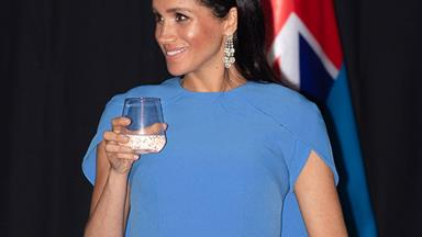 REVEALED: Duchess Meghan wore a jewellery item worth almost $1 million and we can't stop staring