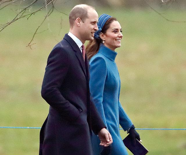 Duchess Catherine Prince William