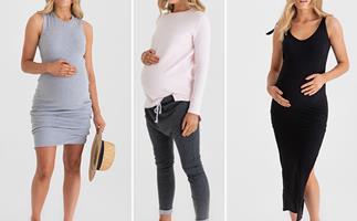 Maternity fashion ideas
