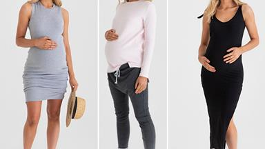 Stylish maternity fashion that will make you feel fab, not frumpy