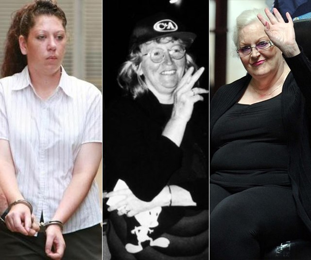 From Katherine Knight to Judy Moran: Australia's most dangerous women