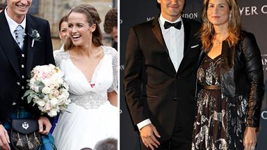 Who are the tennis WAGs at this year's Australian Open?