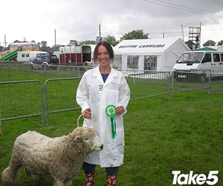 Real life: I took up escorting to pay for my pet sheep!