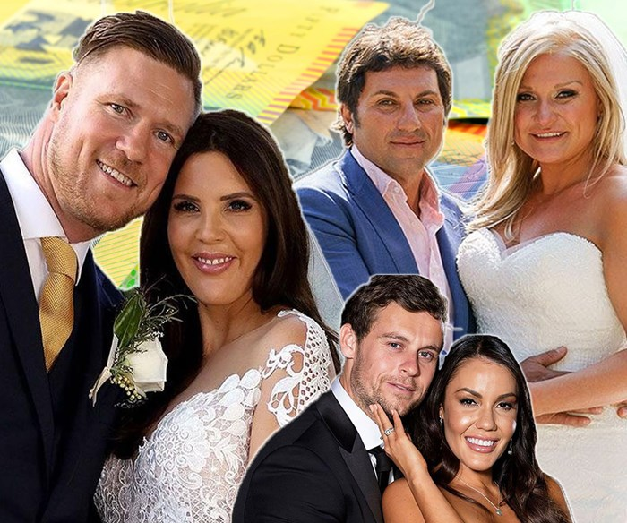 How much do Married at First Sight contestants get paid in Australia?