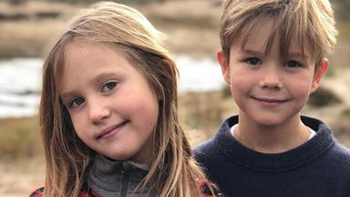 New photo of Crown Princess Mary's adorable twins revealed