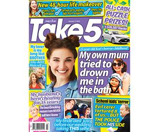 Take 5 Issue 3 Coupon - on sale now!