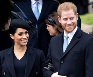 Inside Prince Harry and Duchess Meghan Markle's STUNNING country home