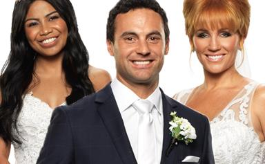 Meet the brides and grooms of Married At First Sight Australia 2019