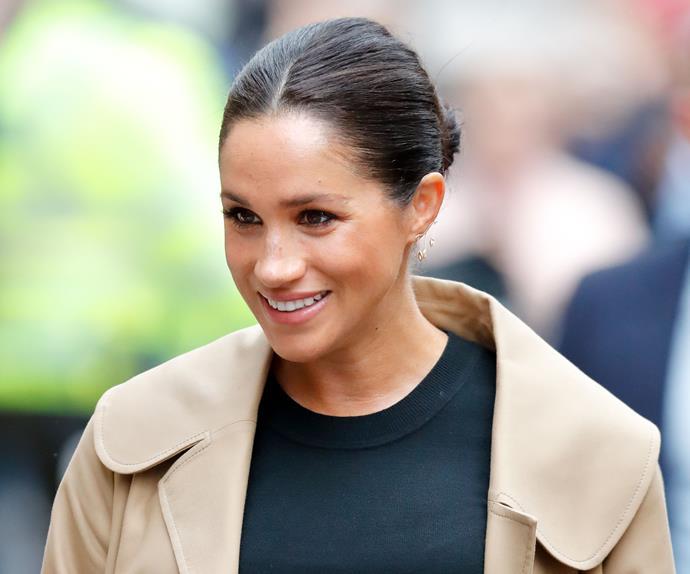 Meghan Markle Duchess Sussex royal patronages maternity fashion