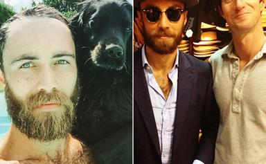 James Middleton's private Instagram account has been revealed and it's glorious