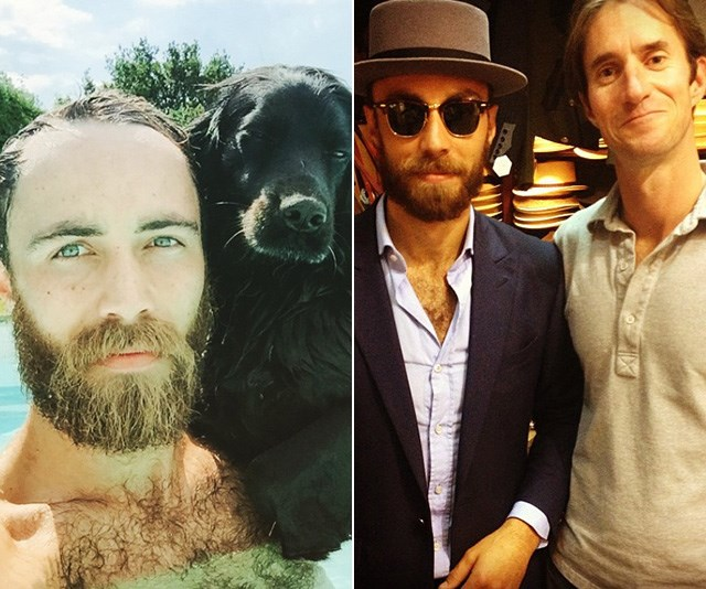 Stop what you're doing! James Middleton's secret Instagram has just been revealed and it's BRILLIANT