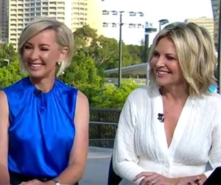 The brand-new Today Show team make their grand debut to mixed reactions
