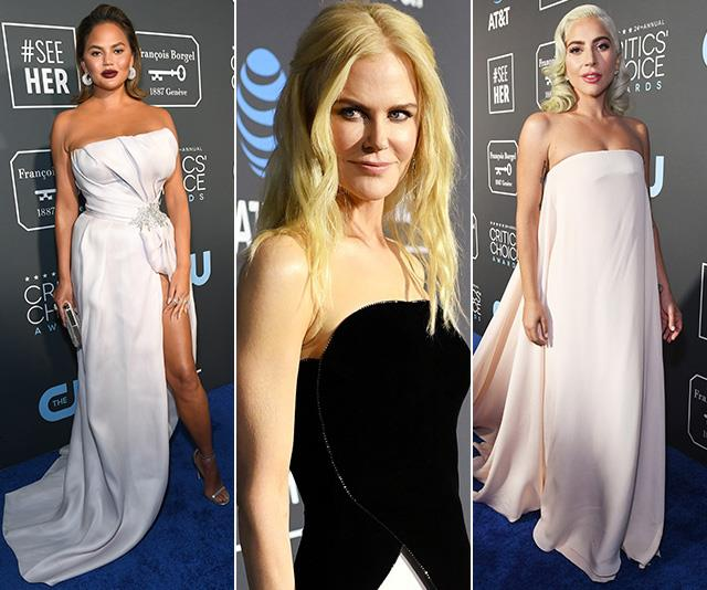 Critics Choice Awards 2019: All the best looks from the red carpet