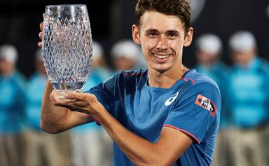Who is Alex de Minaur? Meet the young Aussie tennis star