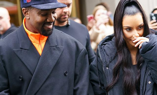 It's official! Kim Kardashian just confirmed her fourth baby is on the way