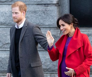 Where will Meghan Markle give birth?