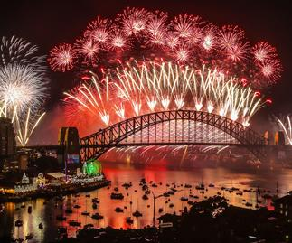 Australia Day 2019: Best spots to watch the fireworks in Sydney