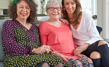 Gogglebox Australia's Isabelle Silbery has surgery to remove cancer polyps