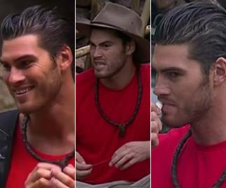 I'm A Celeb: Justin Lacko's most hilariously wacko moments