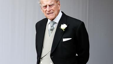 Prince Philip's recent rocky health history